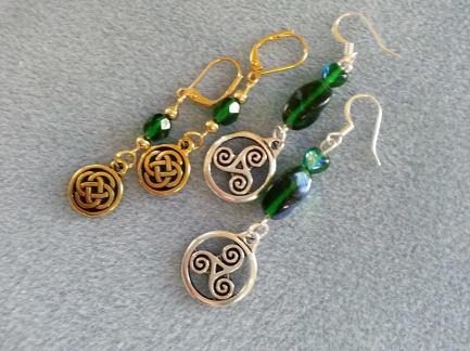 Celtic Earrings class