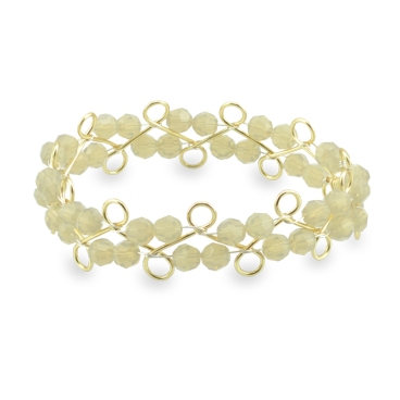 Kim will be experimenting with Beadalon's Bracelet Jig at the Bead Group Sat 2/13 @ 10am-Noon. Buy a strand of beads and we'll throw in the wire for just $1. Or just bring your own project to work on.