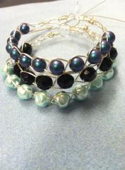 Braided Bangles class at Artistic Touch Beads
